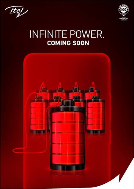 itel teases its upcoming smartphone launch