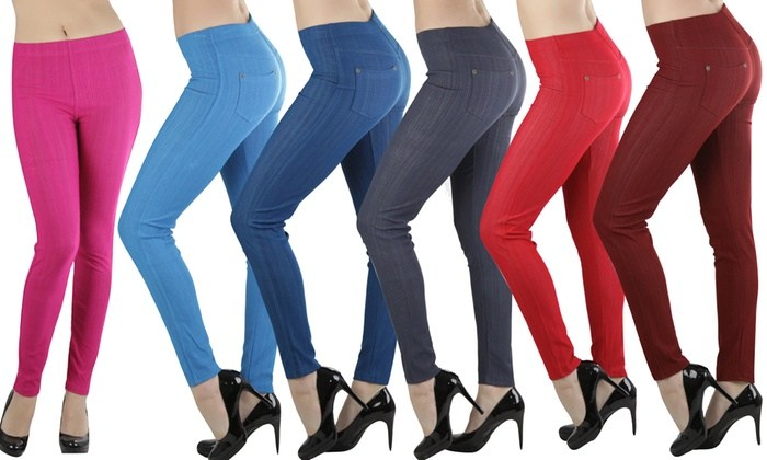 5 different Styles of Jeggings under $25