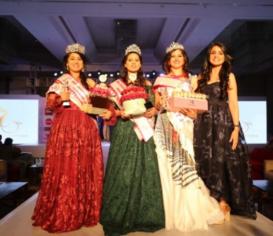 Mrs Chandigarh a woman of substance 2018