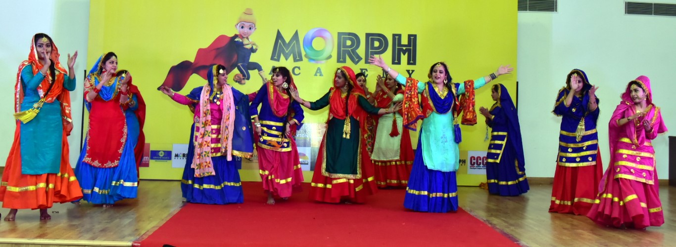 Morph Academy's annual function