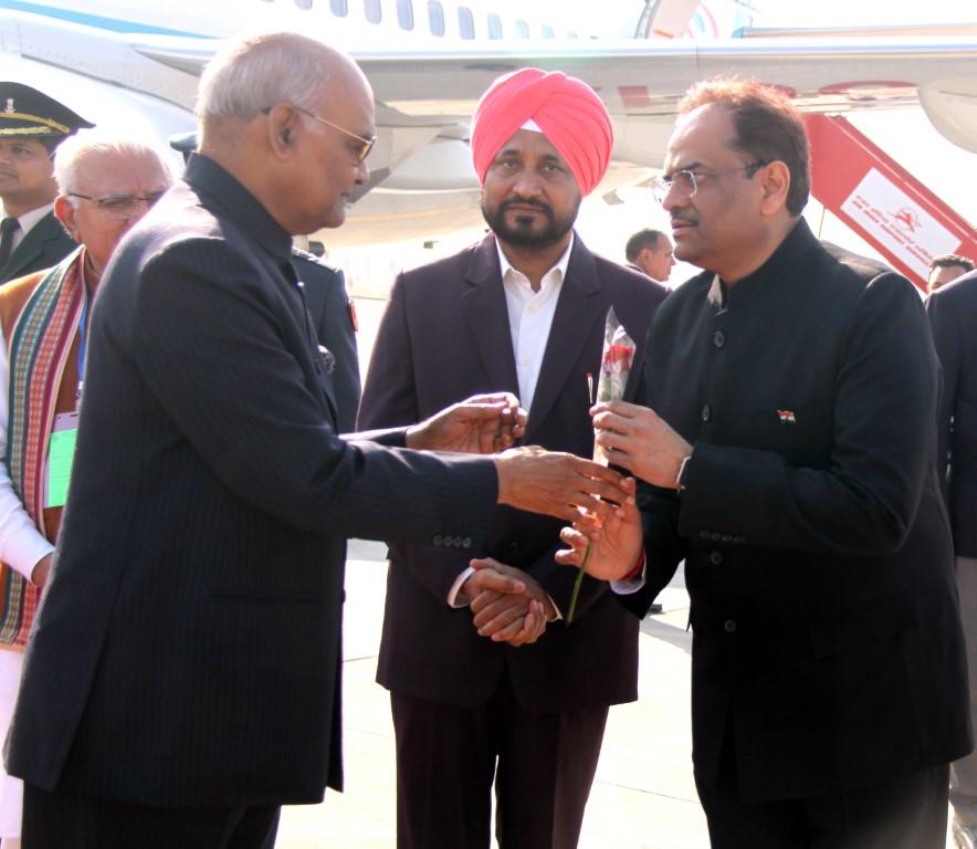 Prez Ram Nath Kovind inaugurate CII Agro Tech India 2018