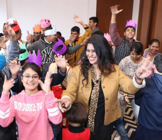 Special kids make 'Ability Day' celebrations