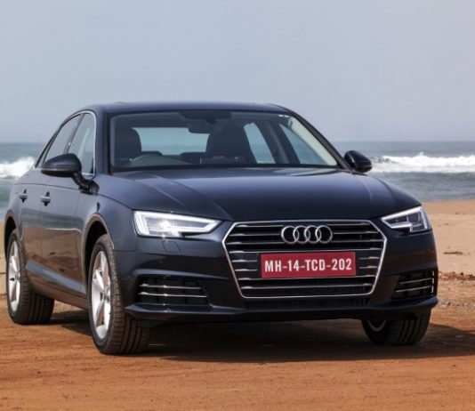 Test drives for all-new Audi A4 35TDI held