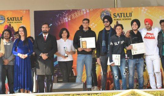 Satluj Rock Show brings alive the spirit of music