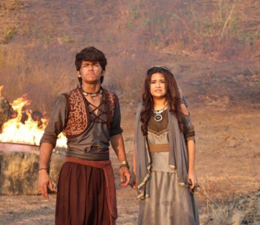 Aladdin confesses his love for Princess Yasmin on Sony SAB's Aladdin