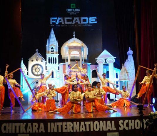 'Facade- The Structural Extravaganza'