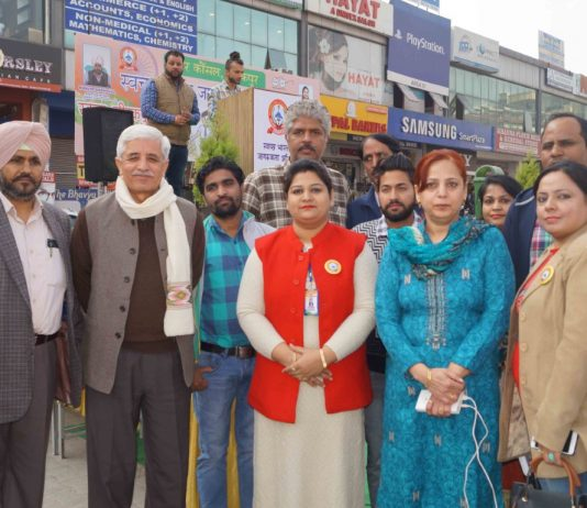 Cleanliness Drive in Zirakpur
