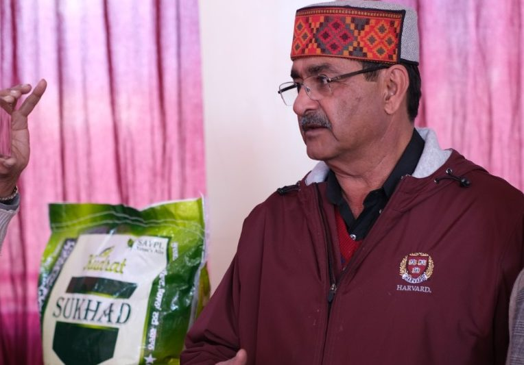 Sampurn Agriventures introduces ndia's First fully Fermented Paddy Straw Silica manure 'Kudrat'