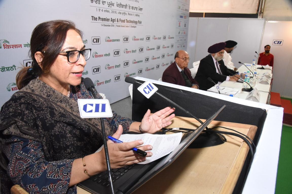 CII Agro Tech India 2018