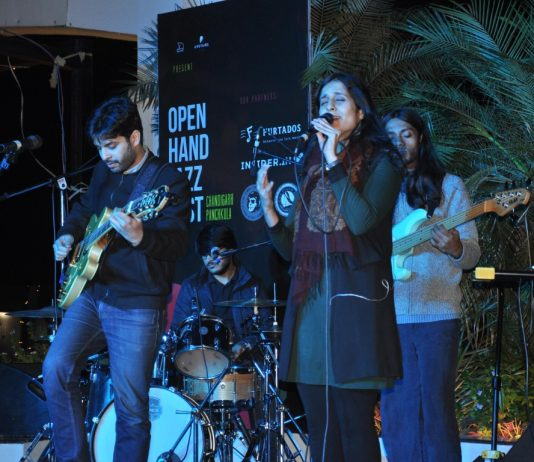 Open Hand Jazz Festival 2018
