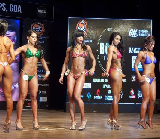 Boss Classic Bodybuilding & Physique Championship Season 2