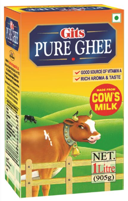 Homestyle Pure Cow Ghee from GITS