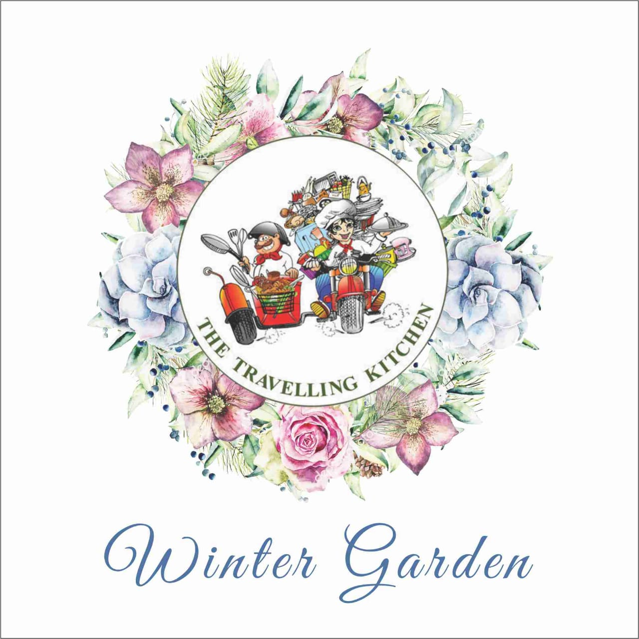 """The Travelling Kitchen's - Winter Garden"""