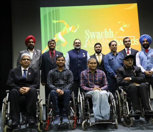 JK Cement salutes the unsung heroes of India at JK Cement Swachh Ability Awards
