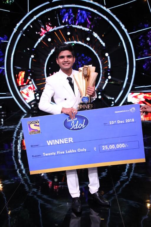 Salman Ali becomes 10th Indian Idol
