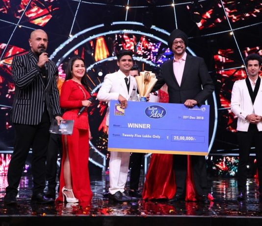 Salman Ali becomes 10th Indian Idol