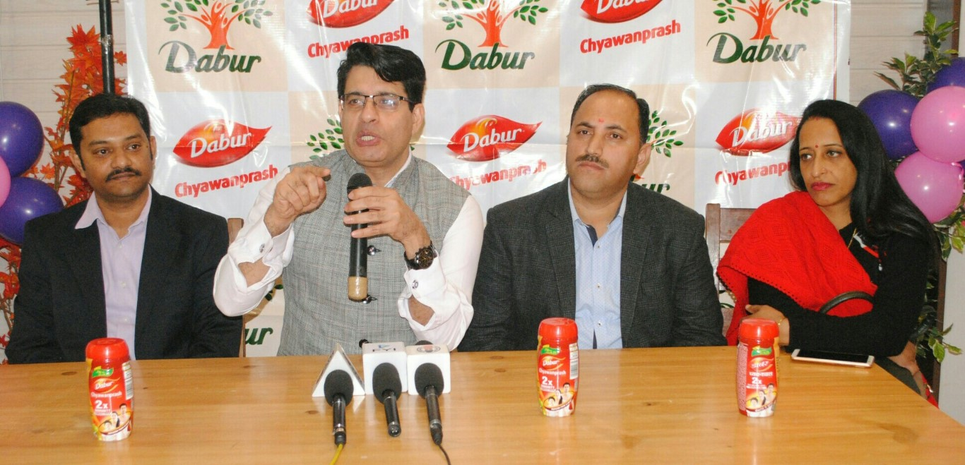 Dabur Chyawanprash has joined hands with leading NGOs