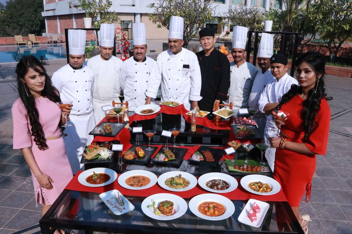 Mumbai Takies is being hosted at Taj Chandigarh