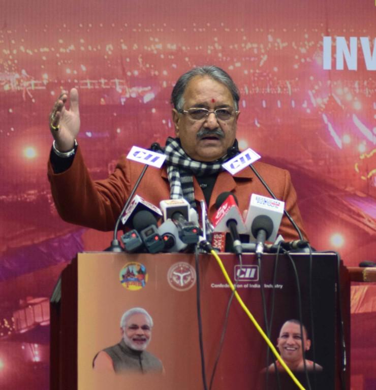 UP Finance Minister invites Tricity to Kumbh Mela 2019
