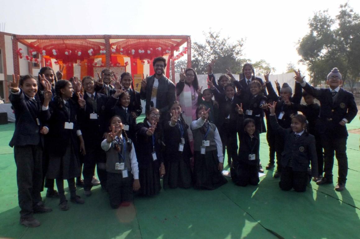 Frosty Fest & Carnival at Guru Nanak Foundation Public School