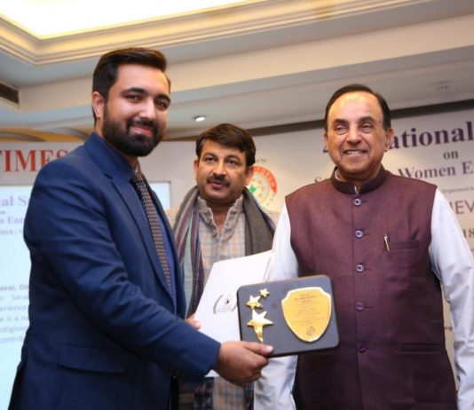 Reekrit Serai, Dean Satluj, bags Indian Achievers Award for Education Excellence