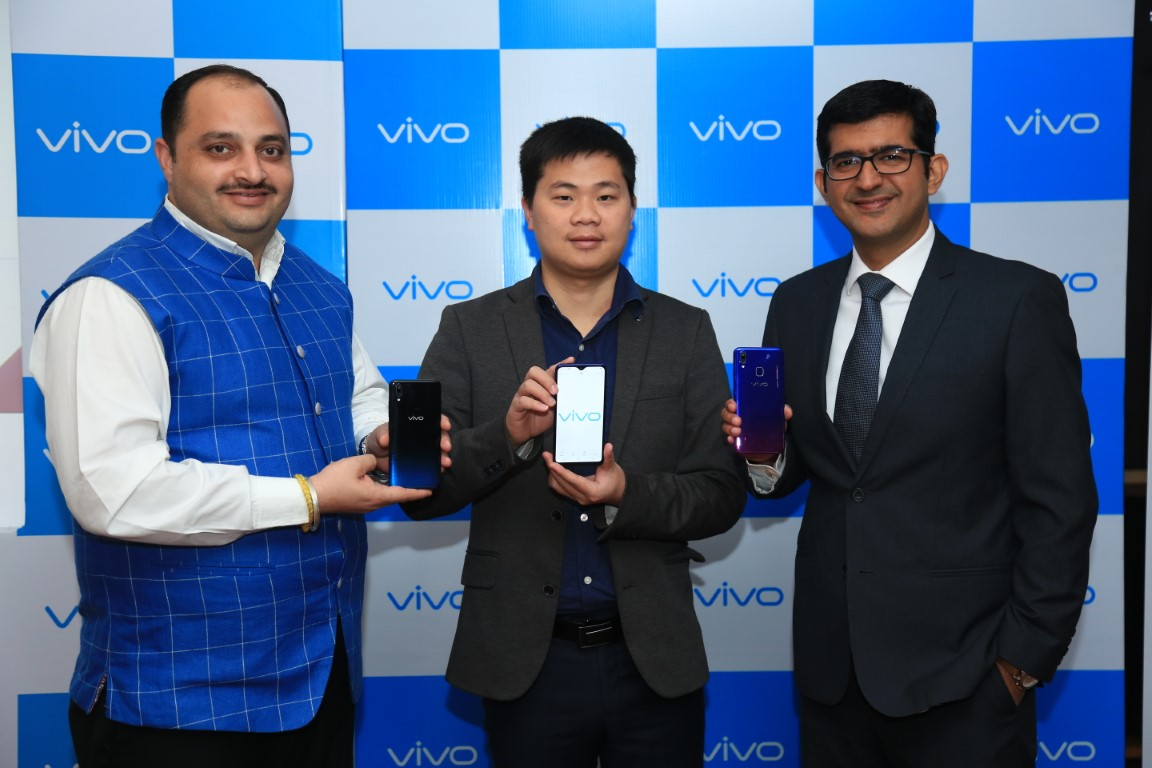 Vivo Launch Y95 for INR 16999