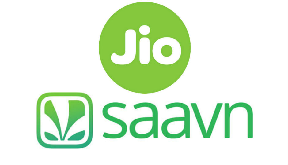 JioMusic and Saavn integrate