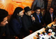Garam Dharam all set to get launched by actor Dharmendra