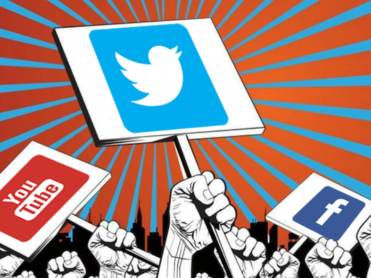 Social Media: Changed the Election Campaigns Better or Worse
