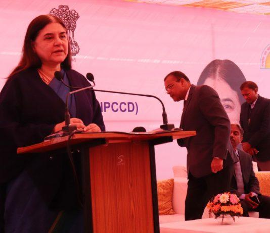 NIPCCD inaugurated by Maneka Sanjay Gandhi at Mohali
