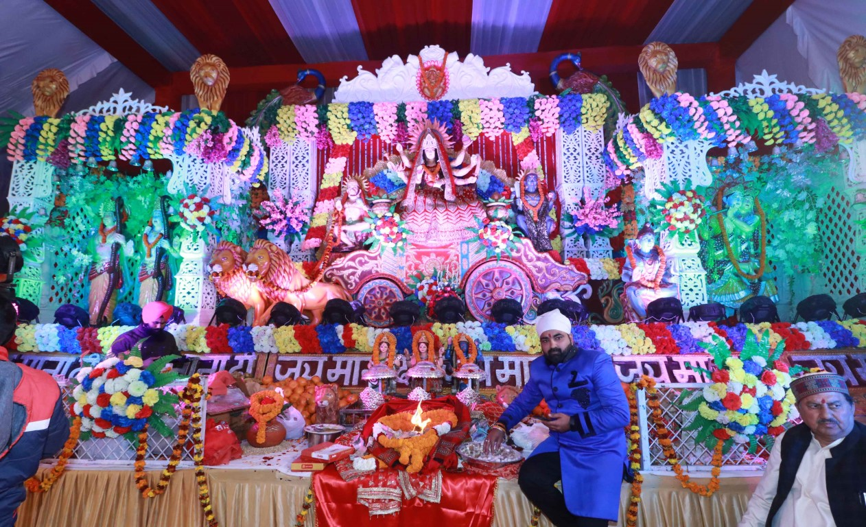 Annual religious function Mata Ki Chowki accomplished