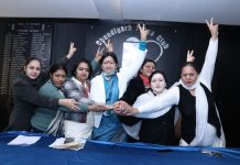Congress should field woman candidate from Chandigarh says Former Mayor Poonam Sharma