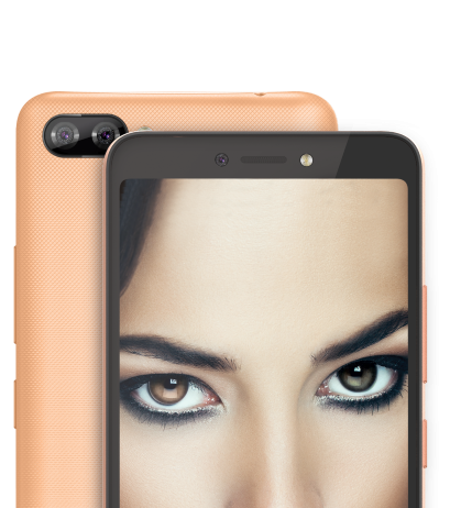 itel A44 Air, a segment-first smartphone with AI enabled dual camera at INR 4999