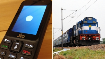 How to Book or Cancel Rail Tickets on JioRail App