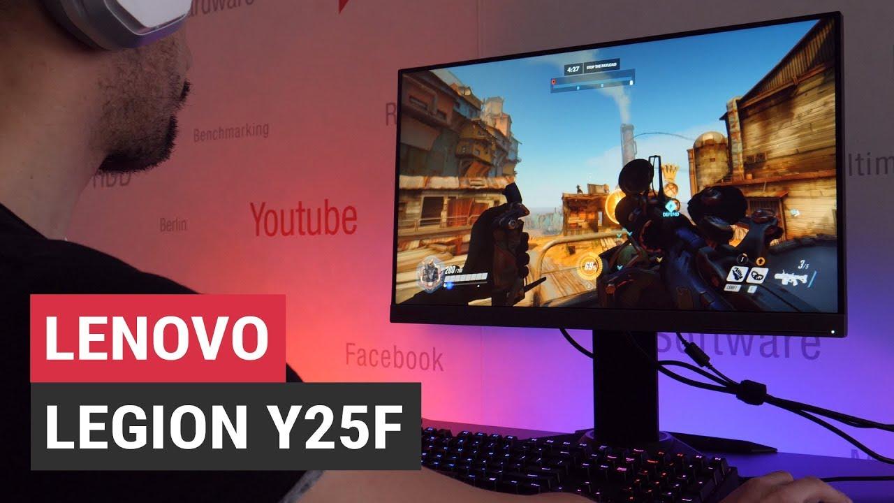 Legion Y25f-10 Gaming Monitor