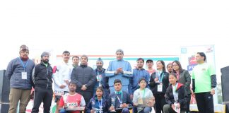 The Fifth Edition of Punjab Half Marathon held