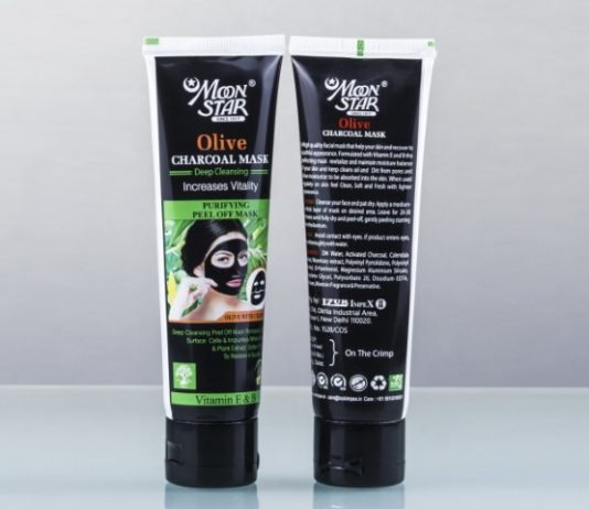 Moonstar Herbals Launches Olive Charcoal Peel Off Mask