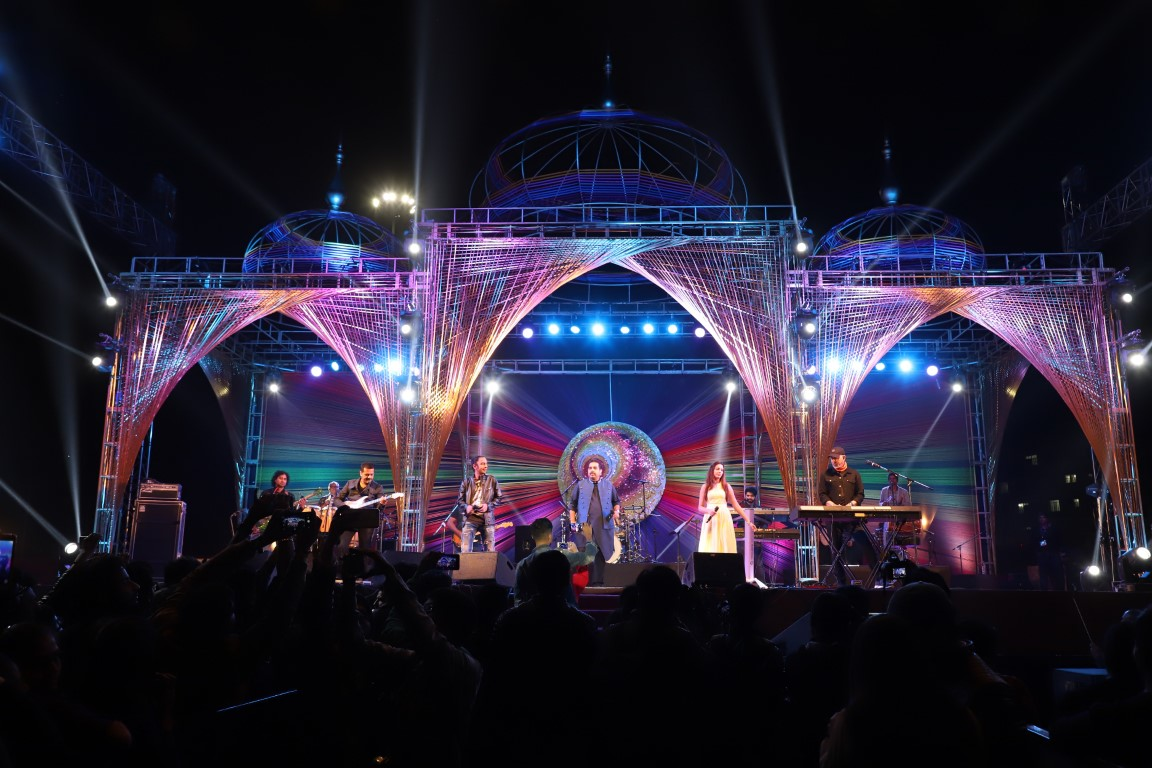 Udaipur World Music Festival set to begin from February 15
