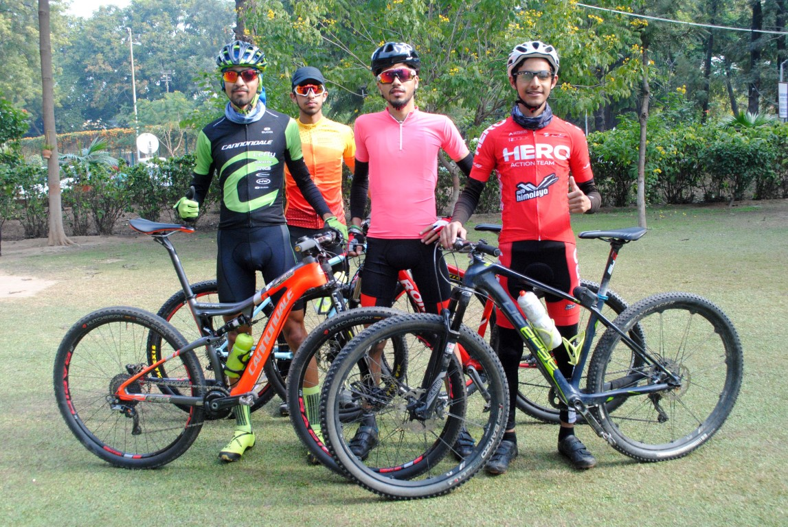 Riders of the Storm (ROS) set to organize Grand Finale of the Mountain Bikin