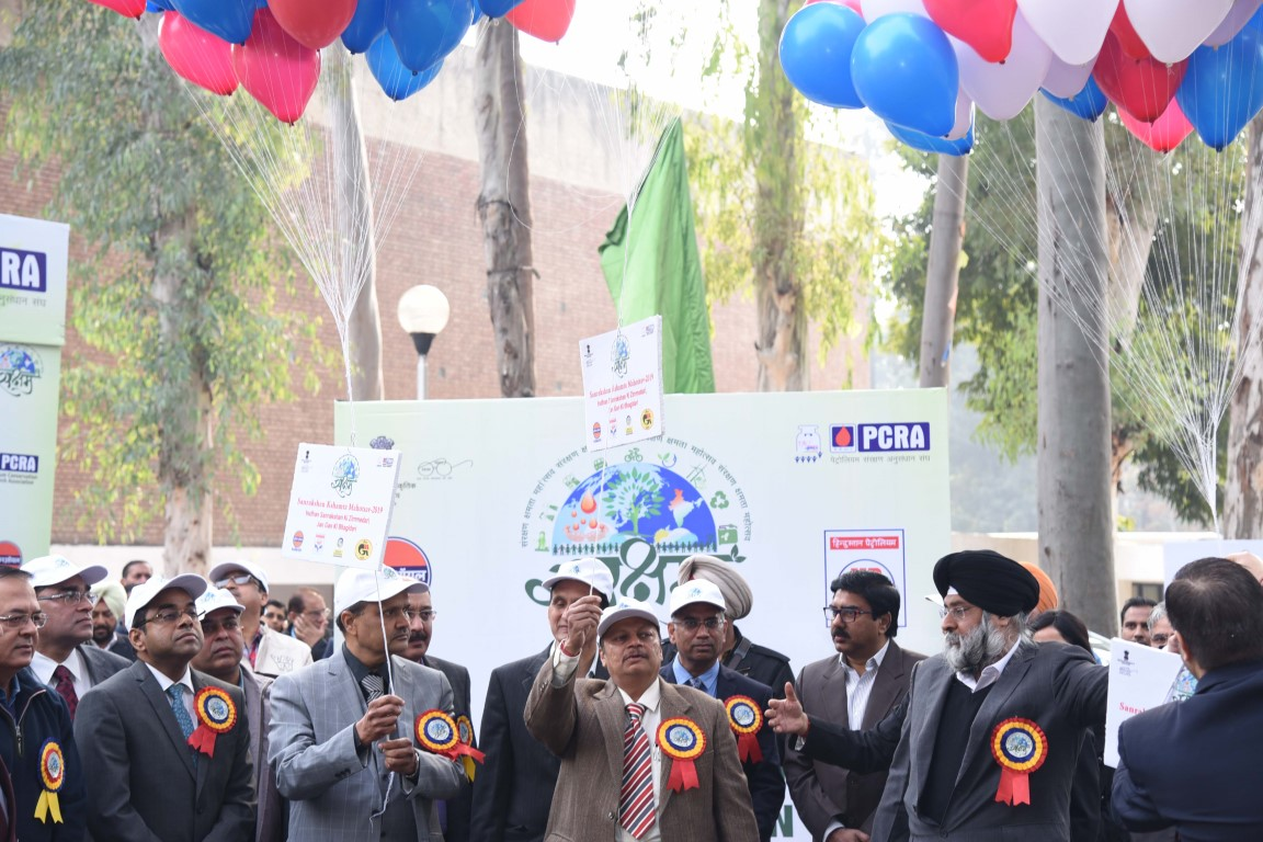 Oil & Gas Conservation drive 'Saksham 2019' launched