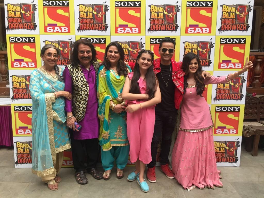 Sony SAB's latest horror comedy Band Baja Bandh Darwaza premieres on 26th January