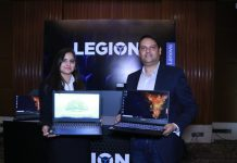 Lenovo re-designed, re-engineered and re-imagined Legion Gaming brand