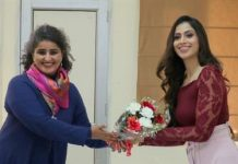 Special talk by Samaira Sandhu held at Punjab University