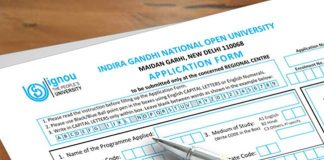 IGNOU extends Admission up to 15th January