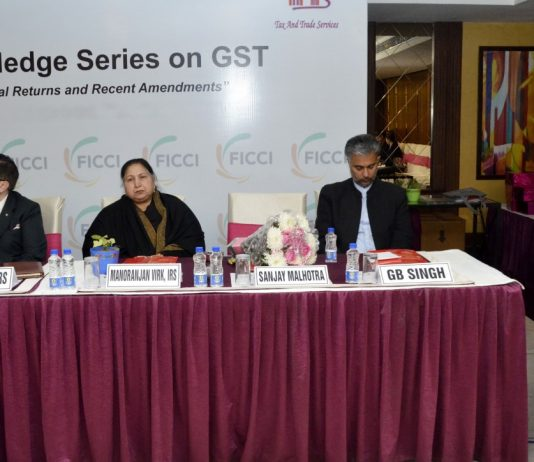 "Conference on ""Annual Returns in Goods and Service Tax held"