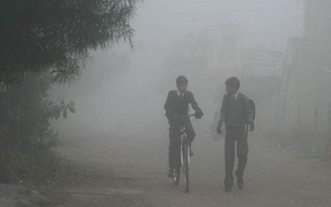 Punjab School timing changed Considering foggy conditions