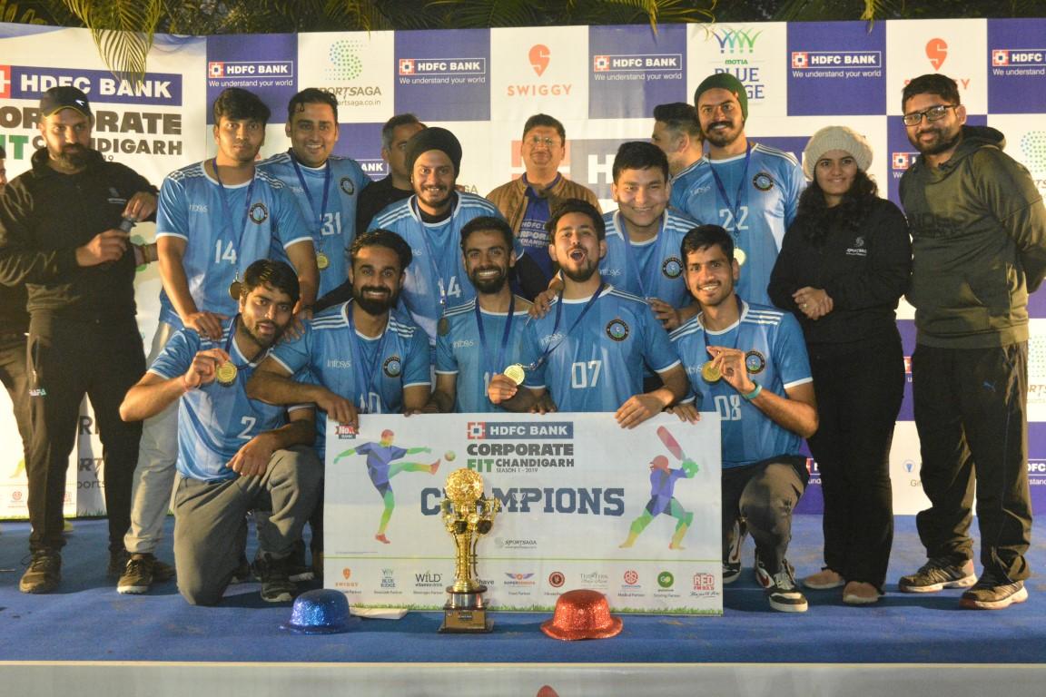 Corporate Fit Chandigarh season 1 - 2019 held