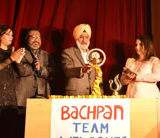 Bachpan Play School celebrated 7th Annual Day as Fairytale