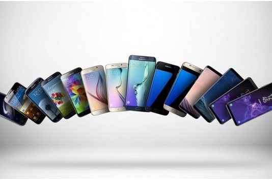 10 Years of Samsung Galaxy