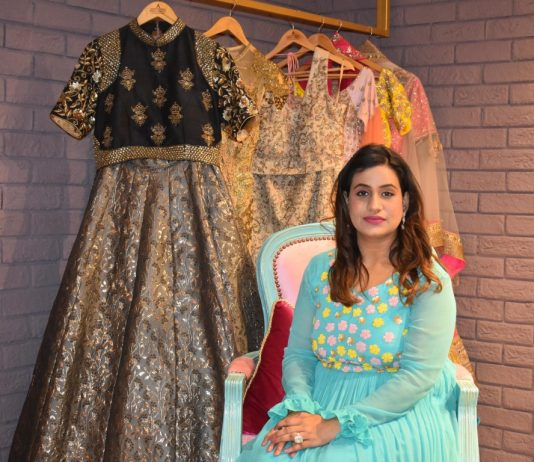 Apurva Jindal Designer Studio launched in Panchkula
